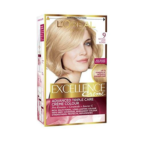 LOREAL EXCELLENCE HAIR COLOR NO.9