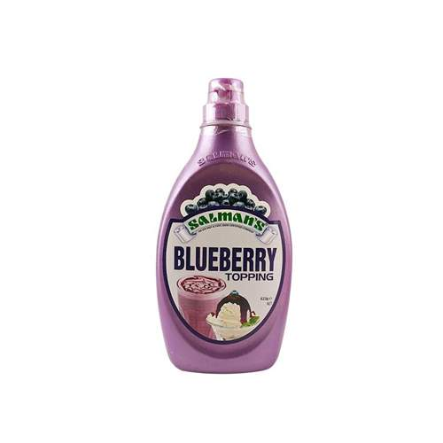 SALMANS BLUEBERRY TOPPING (623 GMS)
