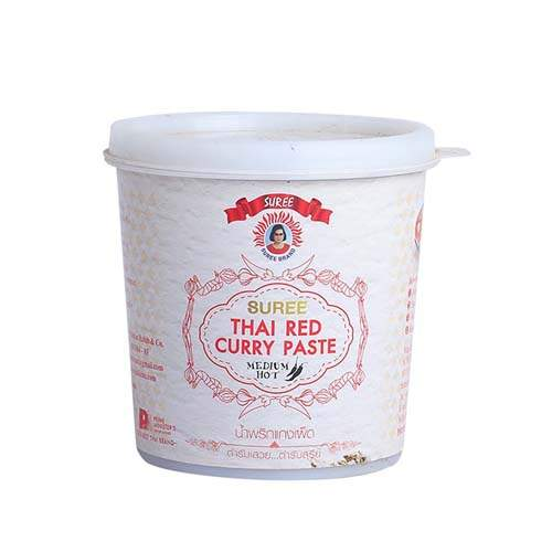 SUREE RED CURRY PASTE (400 GMS)