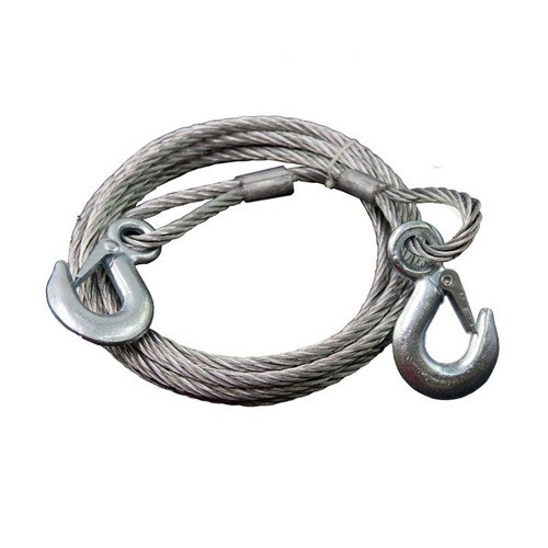 CAR TOWING HOOK AND CHAIN