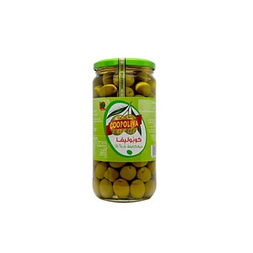 COOPOLIVA WHOLE GREEN (85 GMS)
