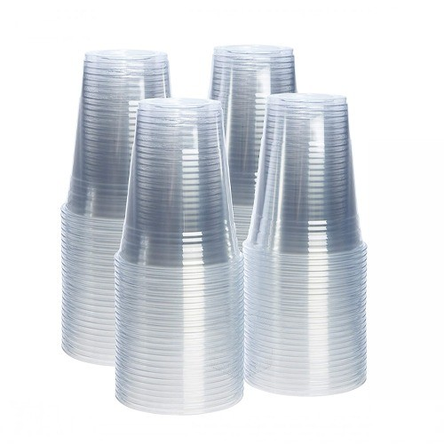 DISPOSABLE GLASS - CRYSTAL (PACK OF 50)
