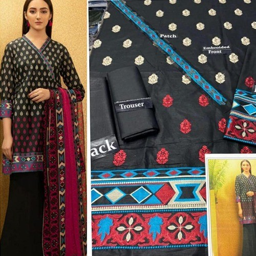 2PC MID SUMMER LAWN COLLECTION (MB-06)