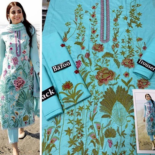 2PC MID SUMMER LAWN COLLECTION (MB-08)