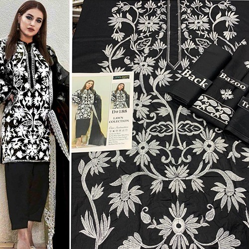 2PC MID SUMMER LAWN COLLECTION (MB-10)