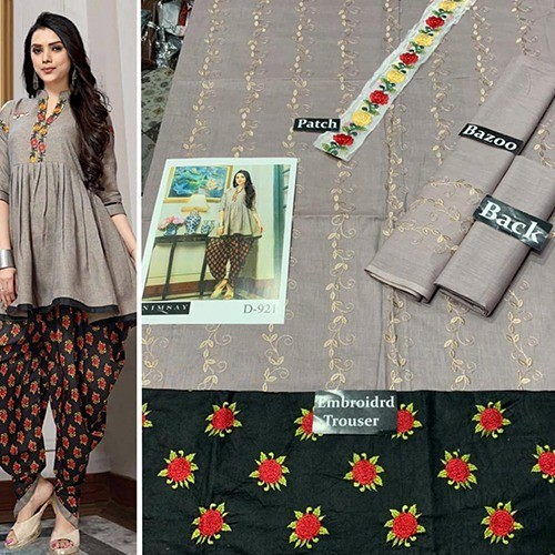 2PC MID SUMMER LAWN COLLECTION (MB-20)