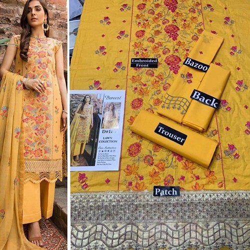 2PC MID SUMMER LAWN COLLECTION (MB-28)
