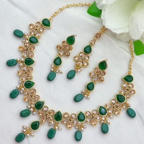 COMBO SET WITH NAGH (GREEN)