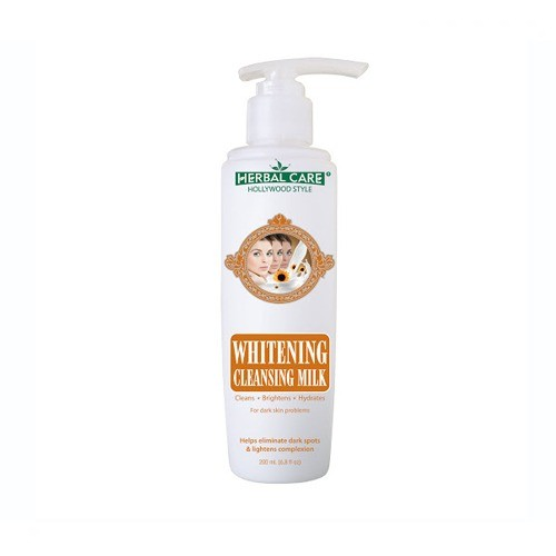 HOLLYWOOD STYLE CLEANSING MILK WHITENING (200 ML)