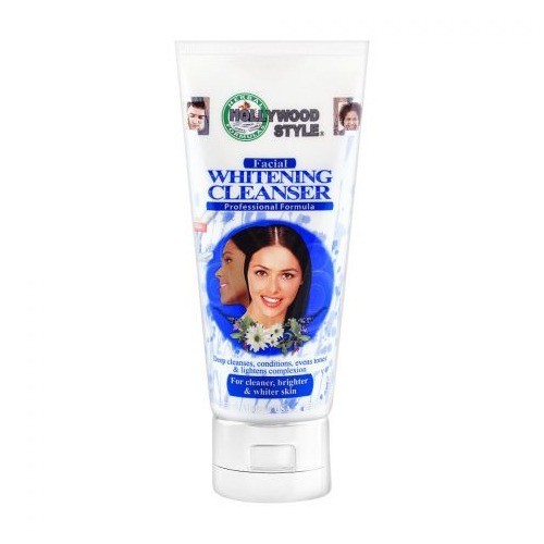 HOLLYWOOD STYLE FACIAL WHITENING CLEANSER (150 ML)