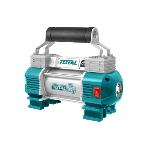 TOTAL HEAVY DUTY COMPRESSOR WITH LIGHT 12V