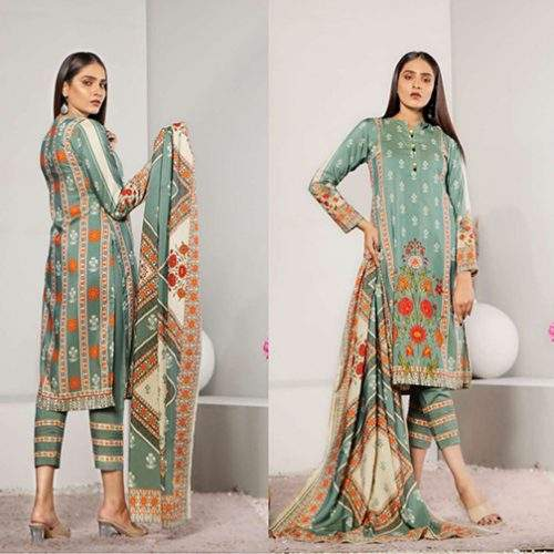 3PC COCO BY HANIA SHAMRAY COLLECTION (HS-02)