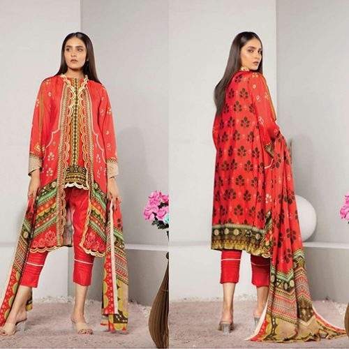 3PC COCO BY HANIA SHAMRAY COLLECTION (HS-03)