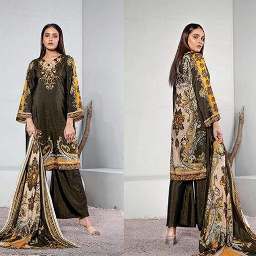 3PC COCO BY HANIA SHAMRAY COLLECTION (HS-05)
