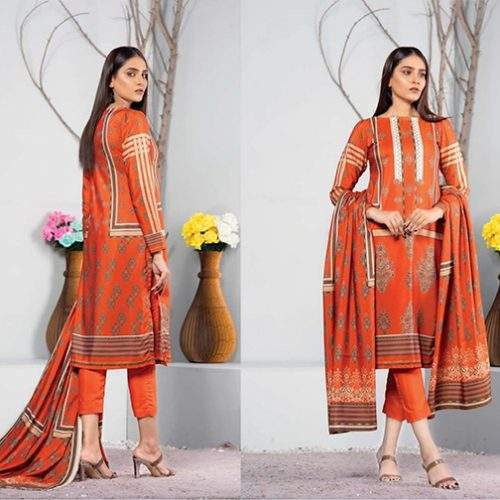 3PC COCO BY HANIA SHAMRAY COLLECTION (HS-06)
