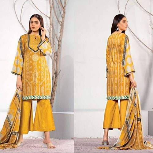 3PC COCO BY HANIA SHAMRAY COLLECTION (HS-07)