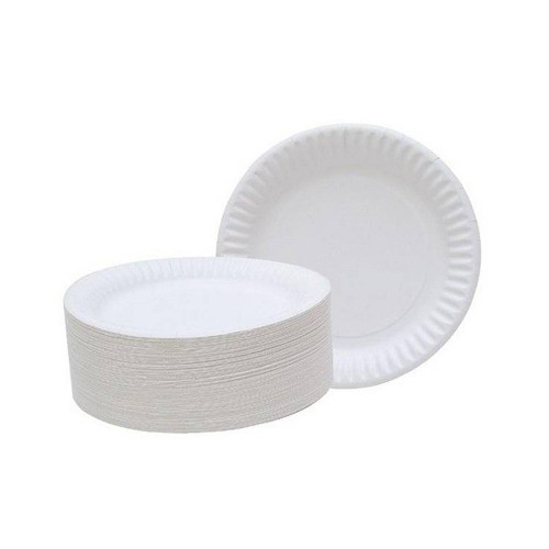 DISPOSIBLE PLATE (SET OF 50)