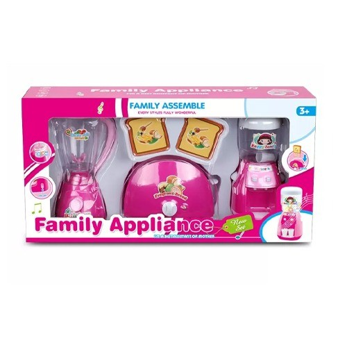I AM BEST ASSISTANT TO MOTHER FAMILY APPLIANCE FOR KIDS