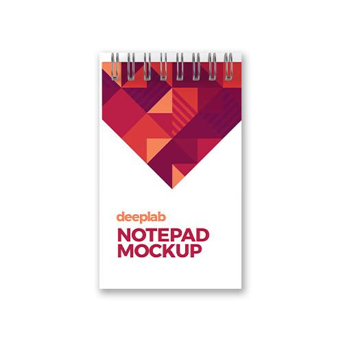 NOTEPAD WITH RING BINDING