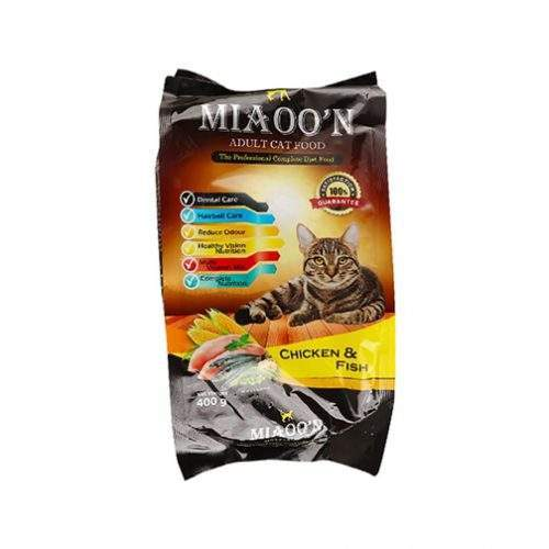 MAIOON CHICKEN AND FISH FOOD (400 GMS)